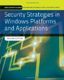Security Strategies in Windows Platforms and Applications  2nd 2014 edition cover