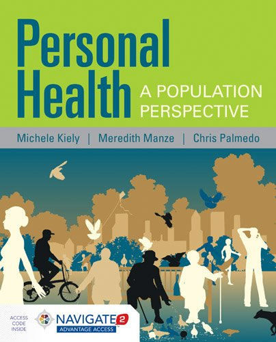 Personal Health: a Population Perspective   2020 9781284099652 Front Cover