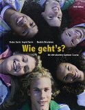 Wie Geht's? + Ilrn Heinle Learning Center:   2014 9781305121652 Front Cover