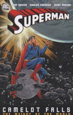 Superman: Camelot Falls Vol. 2   2007 9781401218652 Front Cover
