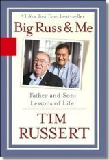 Big Russ and Me Father and Son - Lessons of Life N/A 9781401359652 Front Cover