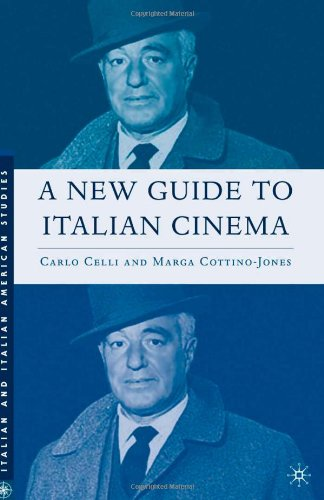 New Guide to Italian Cinema   2007 edition cover