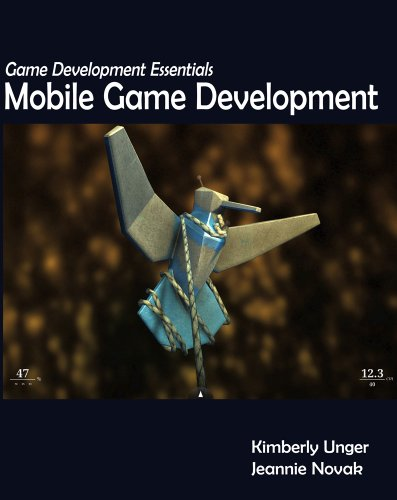 Game Development Essentials Mobile Game Development  2012 edition cover