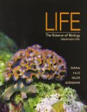 Life - The Science of Biology  10th 2014 edition cover