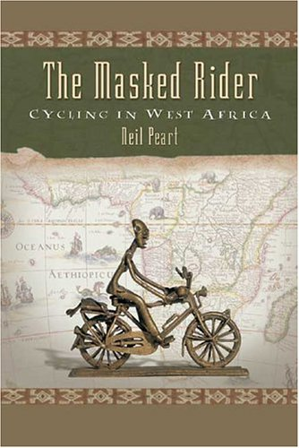 Masked Rider Cycling in West Africa  2004 edition cover