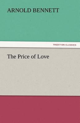 Price of Love  N/A 9783842444652 Front Cover
