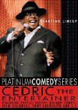 Platinum Comedy Series - Cedric the Entertainer - Starting Lineup System.Collections.Generic.List`1[System.String] artwork