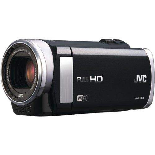 JVC GZEX250BUS 1080p 16GB High-Definition Everio Digital Video Camera product image