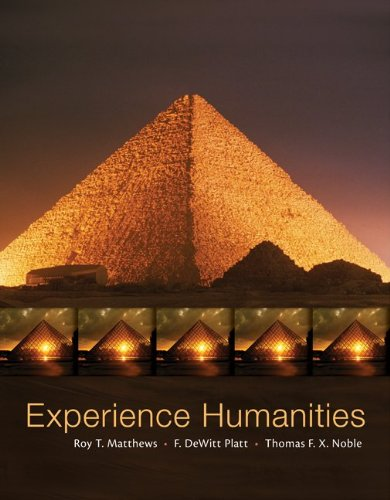 Experience Humanities, Complete  8th 2014 9780073376653 Front Cover