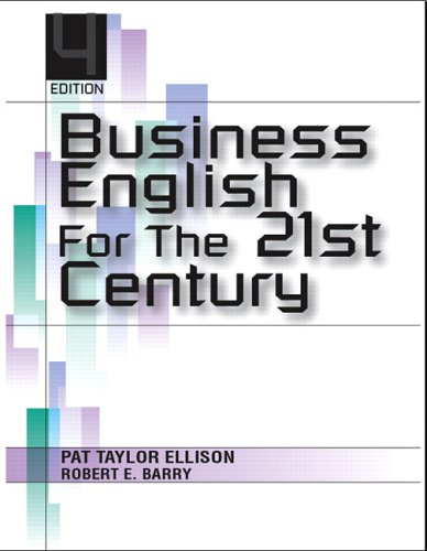 Business English for the 21st Century  4th 2007 edition cover
