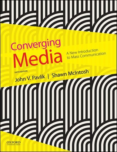Converging Media  6th 2018 9780190646653 Front Cover