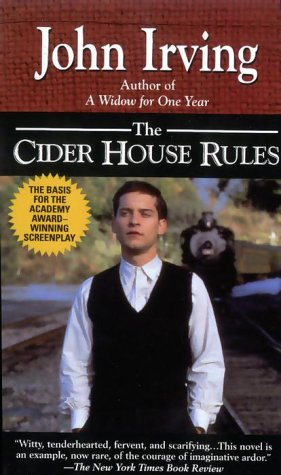 Cider House Rules  N/A 9780345387653 Front Cover