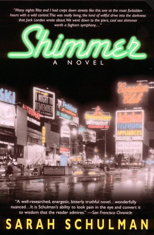 Shimmer  Reprint edition cover