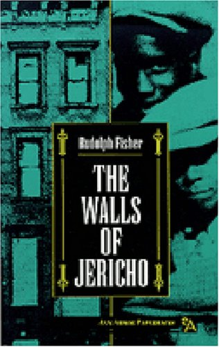 Walls of Jericho  Reprint  9780472065653 Front Cover