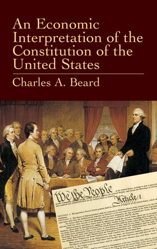 Economic Interpretation of the Constitution of the United States   2004 edition cover