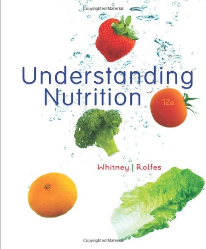 Understanding Nutrition  12th 2011 9780538734653 Front Cover