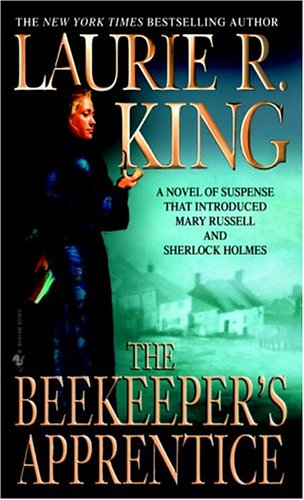 Beekeeper's Apprentice   1994 (Reprint) edition cover