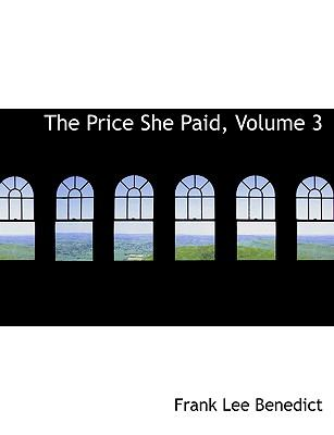 The Price She Paid:   2008 edition cover
