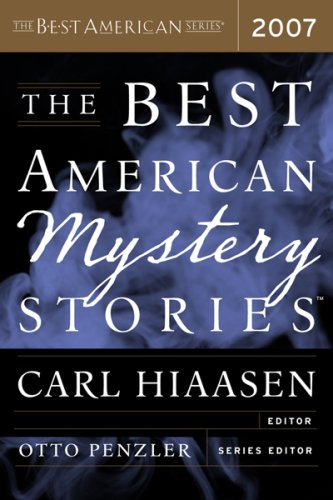 Best American Mystery Stories 2007   2007 9780618812653 Front Cover