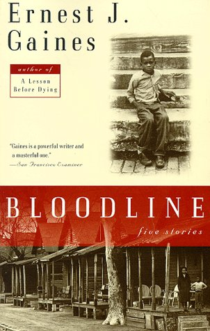 Bloodline  N/A 9780679781653 Front Cover