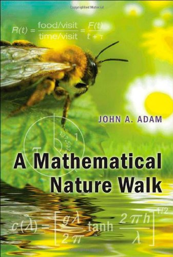 Mathematical Nature Walk   2012 edition cover