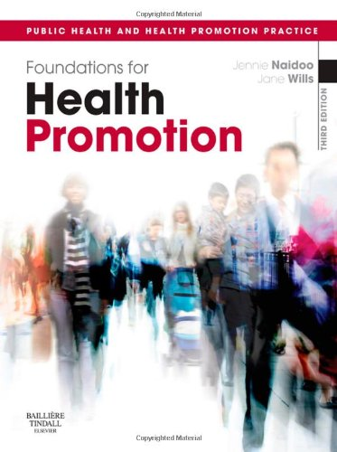Foundations for Health Promotion  3rd 2009 edition cover