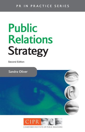 Public Relations Strategy  2nd 2007 (Revised) 9780749448653 Front Cover