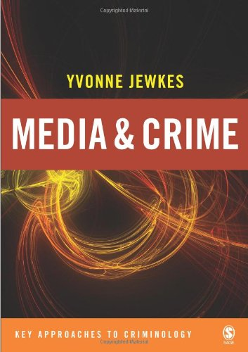 Media and Crime   2004 edition cover