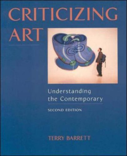 Criticizing Art Understanding the Contemporary 2nd 2000 (Revised) edition cover