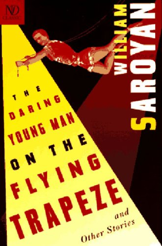 Daring Young Man on the Flying Trapeze   1997 edition cover
