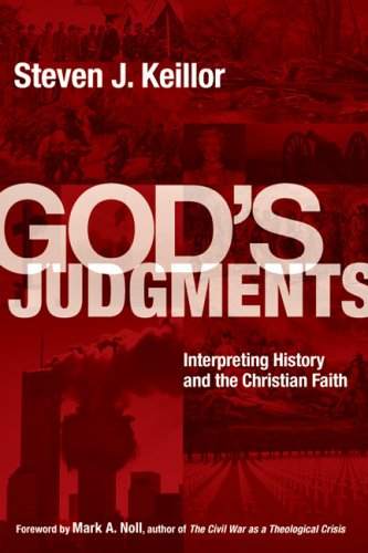 God's Judgments Interpreting History and the Christian Faith  2006 edition cover