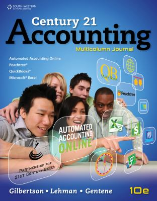 Century 21 Accounting Multicolumn Journal 10th 2014 edition cover