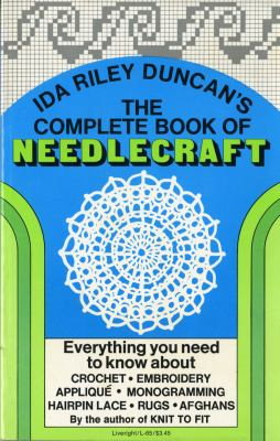 Complete Book of Needlecraft  N/A 9780871402653 Front Cover