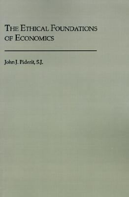 Ethical Foundations of Economics   1993 edition cover