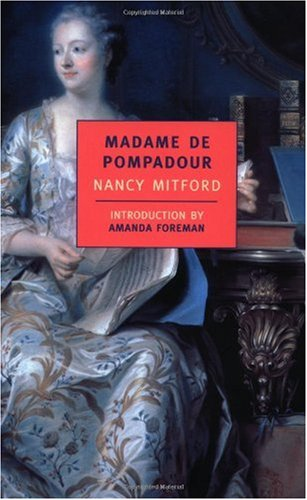 Madame de Pompadour   2001 edition cover