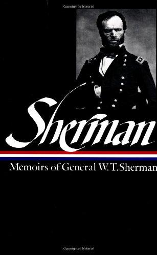 Sherman Memoirs of General W. T. Sherman N/A edition cover