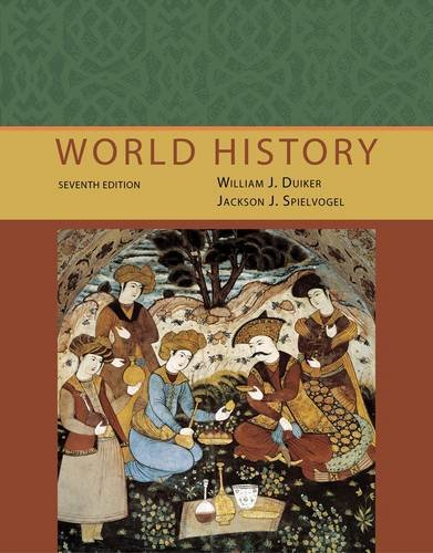 World History  7th 2013 edition cover