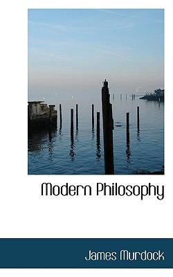 Modern Philosophy N/A 9781115341653 Front Cover