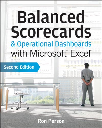 Balanced Scorecards and Operational Dashboards with Microsoft Excel  2nd 2013 edition cover