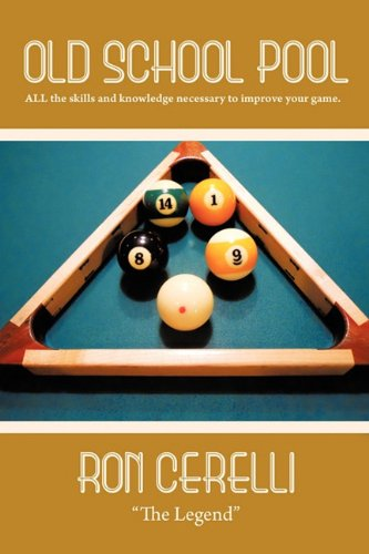 Old School Pool  2011 edition cover