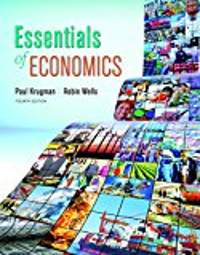 Essentials of Economics:   2016 9781464186653 Front Cover