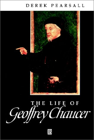 Life of Geoffrey Chaucer A Critical Biography  1994 edition cover