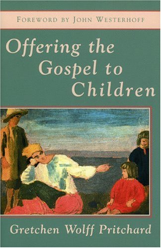 Offering the Gospel to Children  N/A edition cover