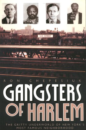 Gangsters of Harlem  N/A 9781569803653 Front Cover