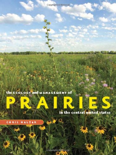 Ecology and Management of Prairies in the Central United States   2010 edition cover