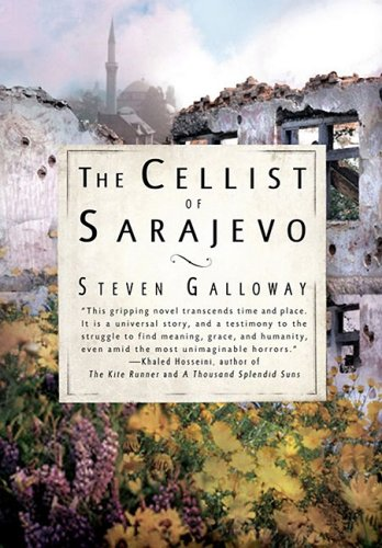 Cellist of Sarajevo  N/A edition cover