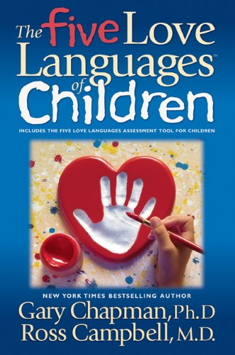 Five Love Languages of Children   1997 edition cover