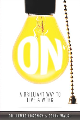 On A Brilliant Way of Living and Working N/A 9781932021653 Front Cover