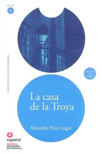 Casa de la Troya (Libro + Cd)   2008 edition cover