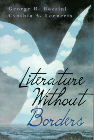 Literature Without Borders International Literature in English for Student Writers  2001 edition cover